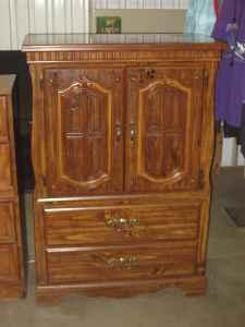 Bedroom Dresser Armoire Hamilton For Sale In Cincinnati Ohio Classified