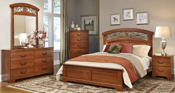 Bedroom Furniture By The Piece Or The Set For Sale In