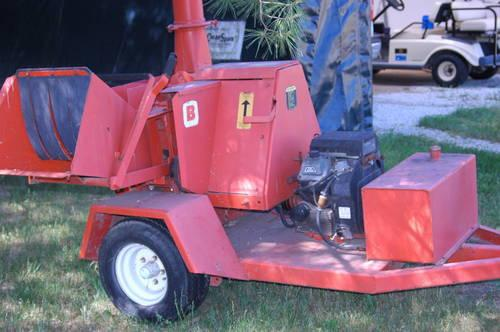 Befco Wood Chipper Shredder Bush Master