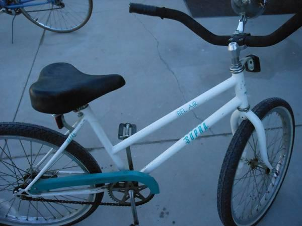 Bel Air Supra Beach Cruiser Bicycle  VERY NICE  For Sale In Las Vegas N