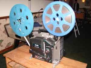 Bell and Howell Filmosound Projectorw 40 16mm films - $250 Swartz Creek