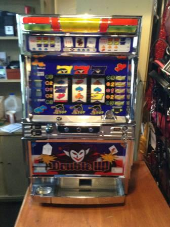 Slot machine for sale ohio the el dorado casino