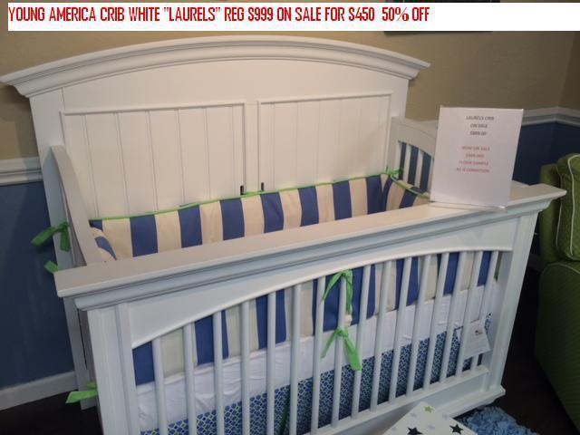 Bellini Young America Bratt Decor Little Castle Cribs