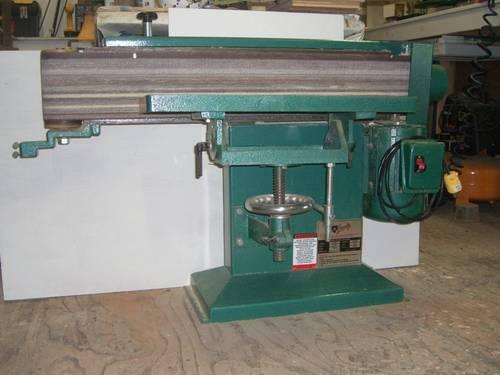 BELT SANDER - LARGE plus Dust Collector.