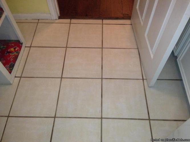 Belton Tile Grout Staining, Color Sealing, Re-Coloring. Perfect ...