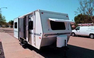 BEM Trailer 2001 Northwood Arctic Fox