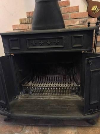 Ben Franklin Wood Burning Stove For Sale In