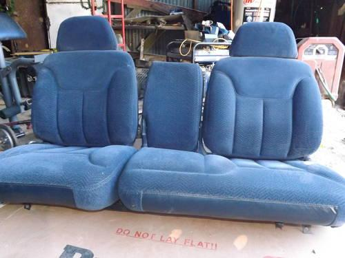 Bench Bucket Seat For Gmc Or Chevy Truck
