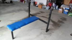 Bench Press Bench - $25 Hannibal, MO