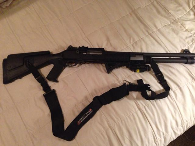 Benelli M4 With Extras For Sale In Mesa Arizona