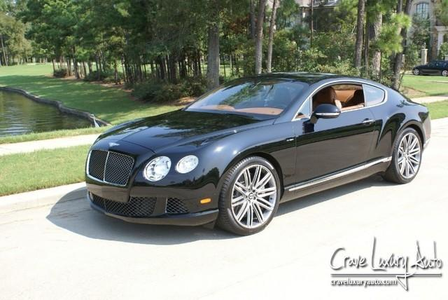 bentley continental gt speed msrp crave luxury auto for sale in the woodlands texas classified. Black Bedroom Furniture Sets. Home Design Ideas