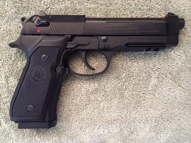 BERETTA 92A1 - 9mm Semi-Auto Pistol - NIB - For Sale or Trade