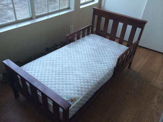 Bergamo Toddler Bed Waterproof Mattress For Sale In San