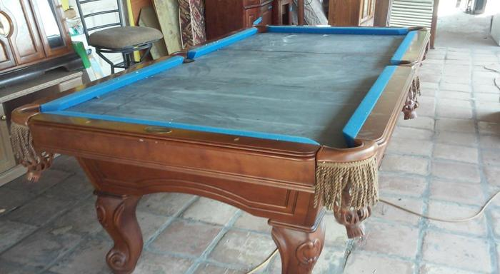 Brunswick Gold Crown Pool Table For Sale In San Antonio Texas - Beringer pool table
