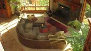 Bernhardt Leather Sectional Sofa Billings West End For