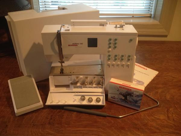 Bernina Activa 40 Sewing Machine For Sale In Hagerstown Maryland Interesting Bernina Activa 130 Sewing Machine