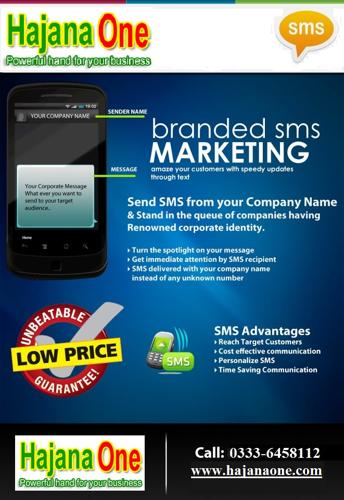 Sms Business Plan