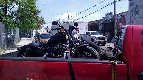 Best low price tow M tow LIC NYC Motorcycle towing