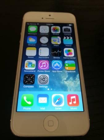 Best Price of white Iphone 5 At&t 32gb