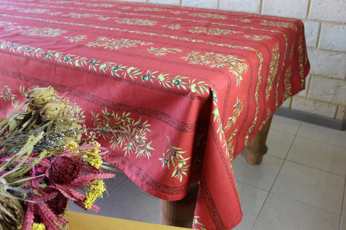 BEST PRICES FRENCH PROVENCE TABLECLOTHS FOR THE HOME