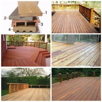 Best Wood Deck Options, Lumber, Alternative Decking