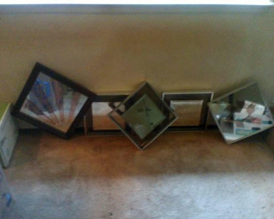 Beveled Glass Mirrors For Sale In Pacifica California