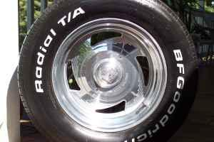 All Terrain Tires For Sale >> BF GOODRICH TIRES CENTERLINE WHEELS - (REDDING) for Sale in Redding, California Classified ...