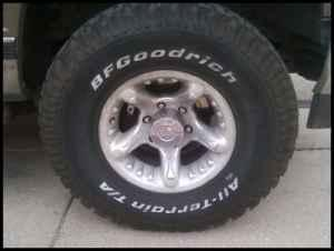 Acura Of Dayton >> bfgoodrich 32x11.50 r15 rims & Tires - (pueblo) for Sale in Pueblo, Colorado Classified ...