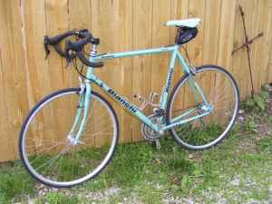 Bikes For Sale Lexington Ky Bianchi Eros Road Bike mint