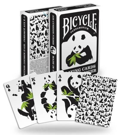 Bicycle Panda Playing Cards - $2