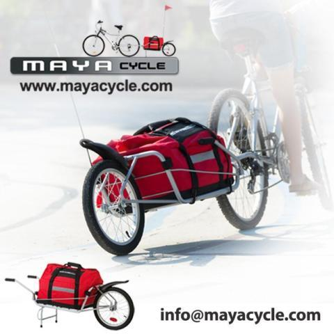 Bicycle Trailer Maya Cycle