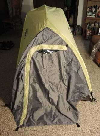 Big Agnes Seedhouse Backpack Tent - $200 & Big Agnes Seedhouse Backpack Tent - for Sale in Bellefonte ...
