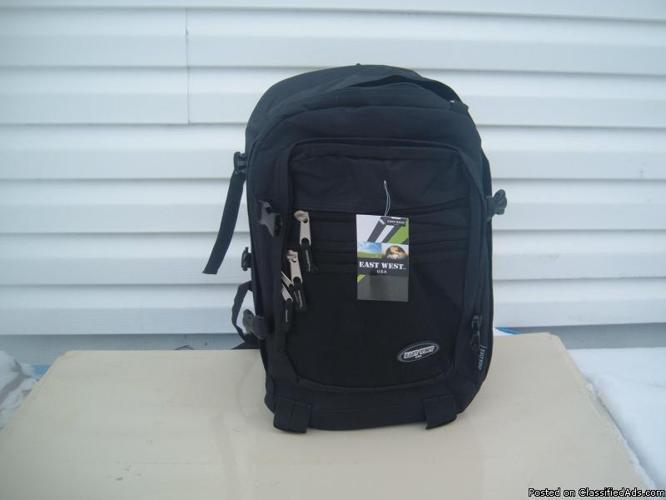 big black back pack jumbo new great buy for sale in heer park new