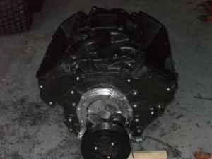 BIG BLOCK CHEVY DUMMY ENGINE - $350 (SWANTON, OHIO