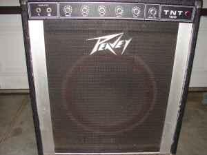 big peavey amp tnt 100 on wheels  ozawkie  for sale in