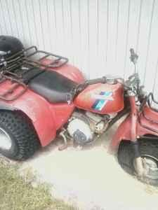 Big Red 3 Wheeler - $300 (Lakeland, GA)