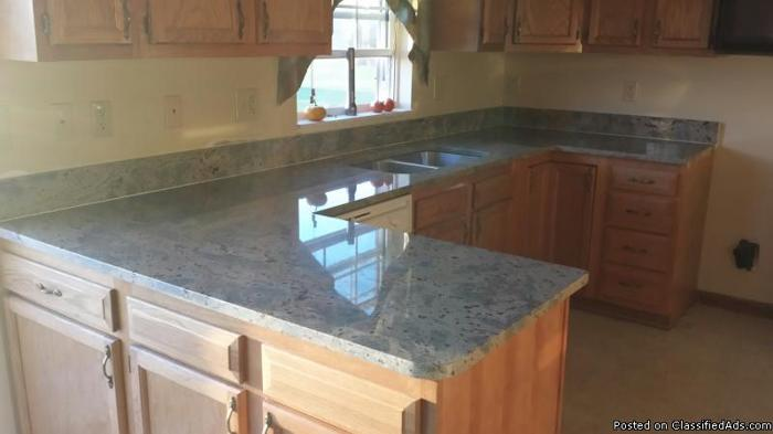 Big sales kitchen granite countertops 3 cm Don't pay