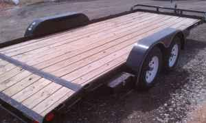 Big Tex car trailer new - $2000 (Amarillo Tx