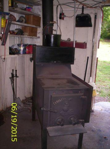 Big Wood Stove