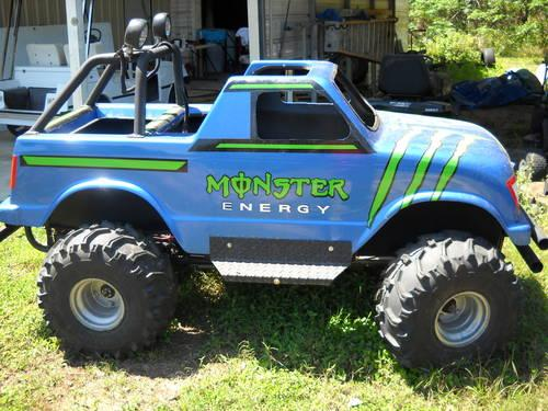 Chevy Monster Truck For Sale In Florida Classifieds Buy And Sell
