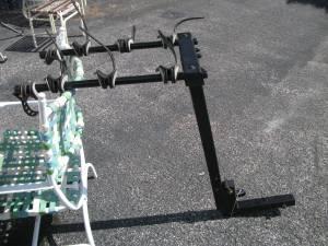 BIKE RACK FOR TRAILER HITCH - (VENICE for sale in Sarasota, Florida