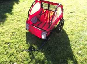 bike trailer, kids, pets in step - $45 Arvada