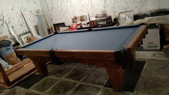 Billiard Table Slate Classifieds Buy Sell Billiard Table Slate - Tiburon pool table