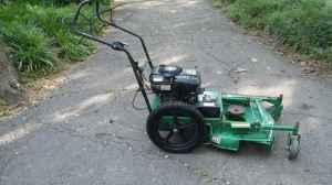 Billy Goat Self Propelled Brush Mower-Professional -