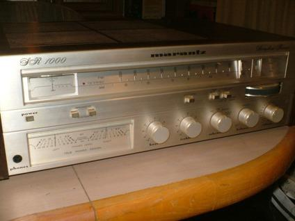 Bindi's Electronics, MARANTZ PM 1000 RECEIVER