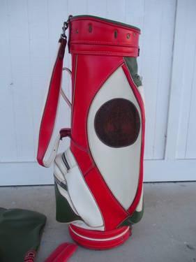 Bing crosby vintage golf bag for sale in san antonio for Bing bags for sale