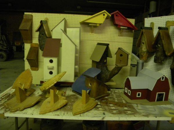Bird Houses - $15 (Newark)