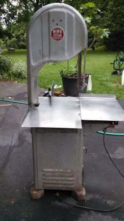 Biro 33 meat band saw - $1000