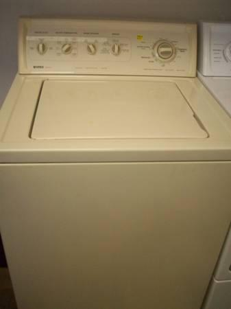 BISQUE KENMORE 90 WASHER - $245
