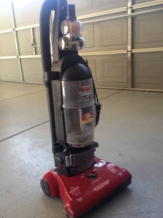 Bissell PowerForce Turbo Helix Bagless Upright Vacuum, for ...